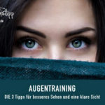 Augentraining - Blog Saphi