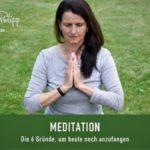 Meditation ja - Blog Saphi