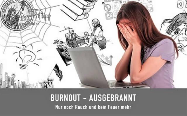 BURNOUT – AUSGEBRANNT