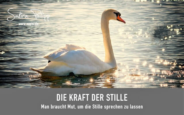 Stille - Blog Saphi