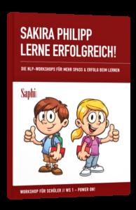 NLP LERN WORKSHOPS - SCHÜLER - SAPHI