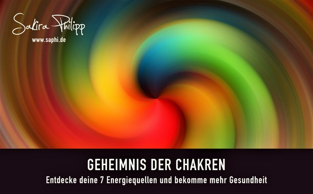 GEHEIMNIS DER CHAKREN