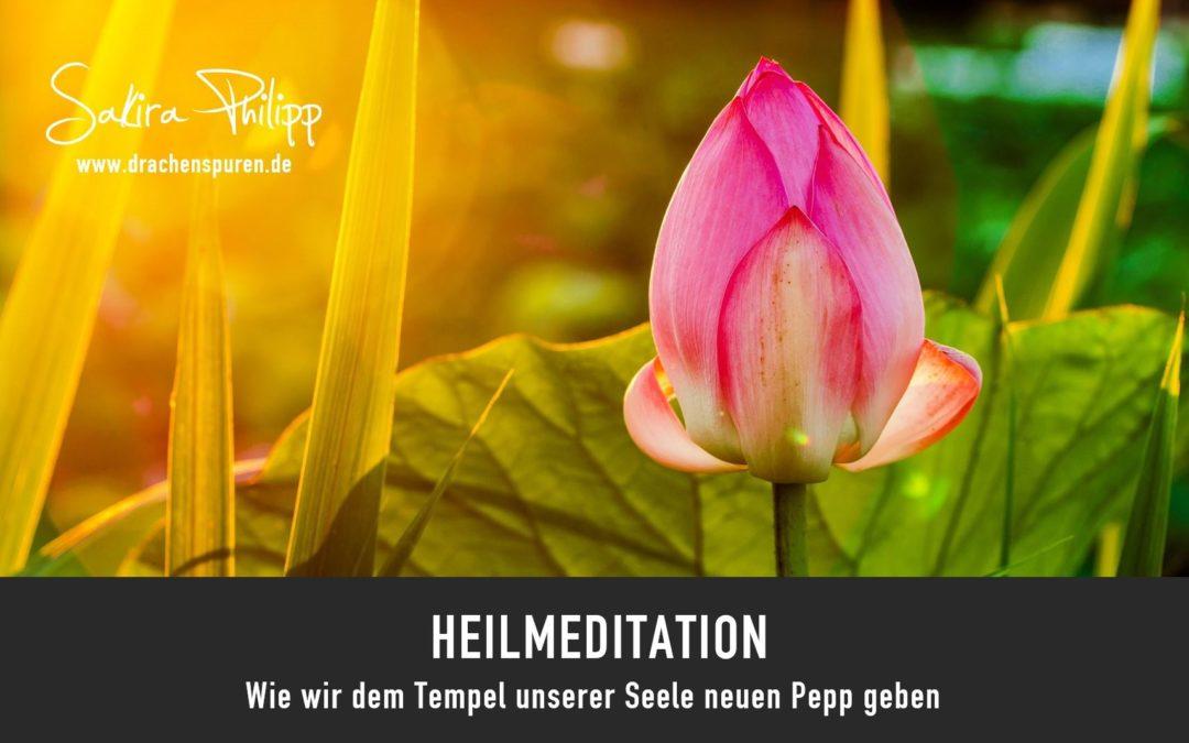 HEILMEDITATION - BLOG SAPHI