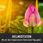 HEILMEDITATION - BLOG SAPHI