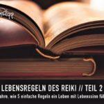 LEBENSREGELN REIKI - BLOG SAPHI - SAKIRA PHILIPP