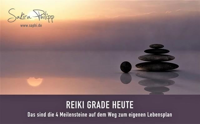REIKI GRADE HEUTE