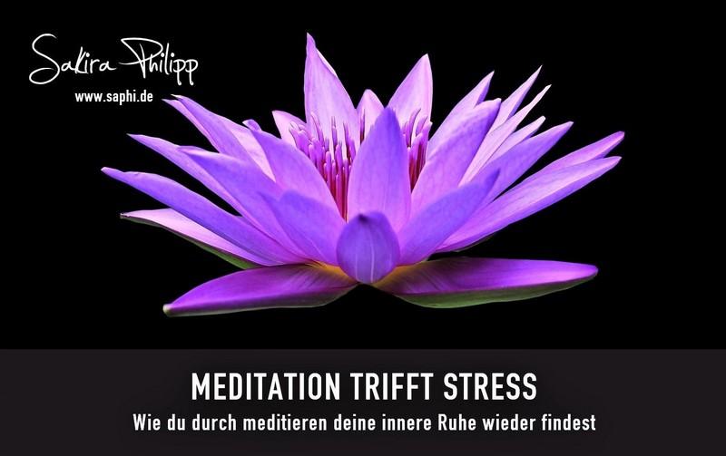 BLOG SAPHI - MEDITATION TRIFFT STRESS