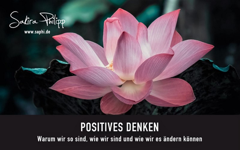 SAPHI - POSITIVES DENKEN
